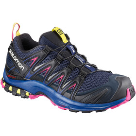 Salomon XA Pro 3D Shoes Women blue/surf/pink